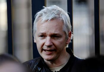 Cópia do Julgamento de Assange disponível no Tugaleaks