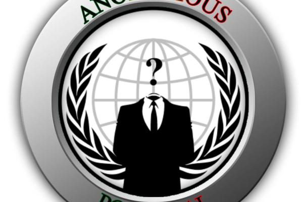 Anonymous Portugal atacam sites do sector energético e dos SMAS por todo o país.