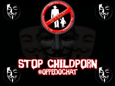 Anonymous em guerra contra a pedofilia na Internet