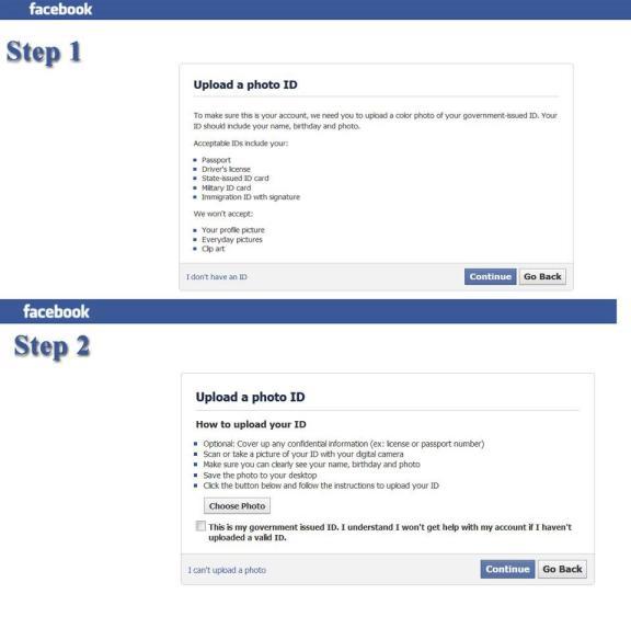 Censura no Facebook