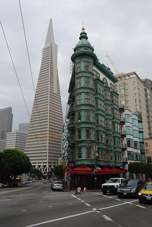 Sentinel Building, San Francisco. Foto (c) Manuel Monreal