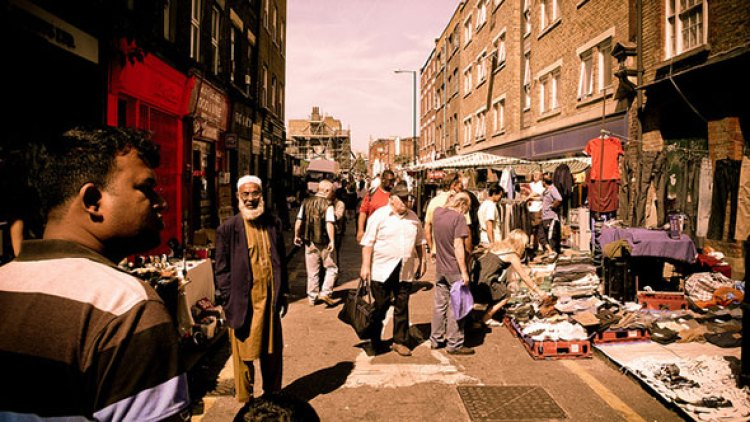 Brick Lane, Londres | De compras en el East End de Londres | Tu Gran Viaje