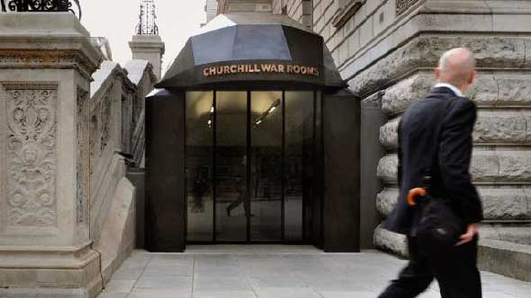 Churchil War Rooms. Foto (c) Visit London