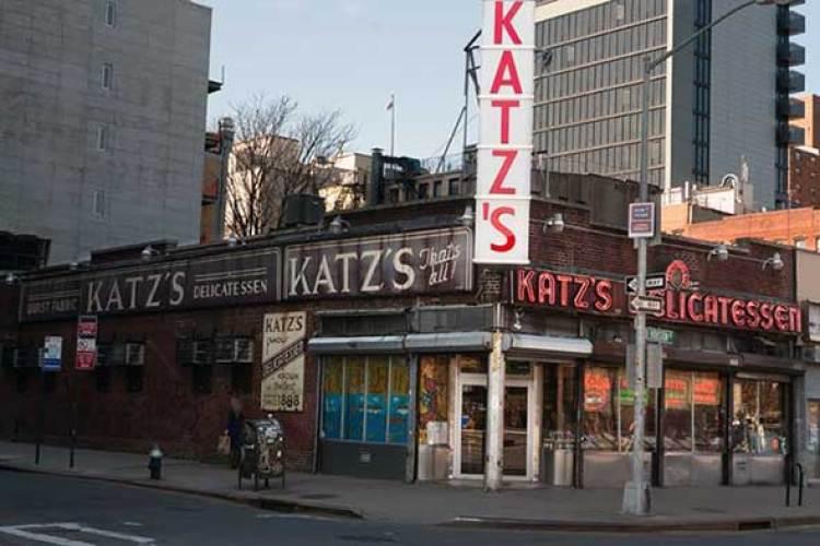 Katz's Delicatessen, visita obligada en Nueva York