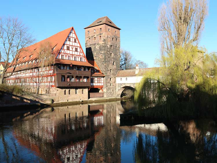 Puente del Verdugo de Nuremberg © Tu Gran Viaje