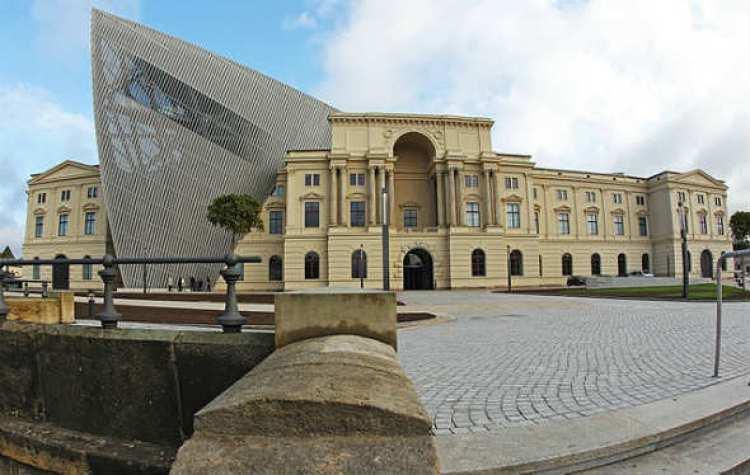 Museo de Historia Militar de Dresde