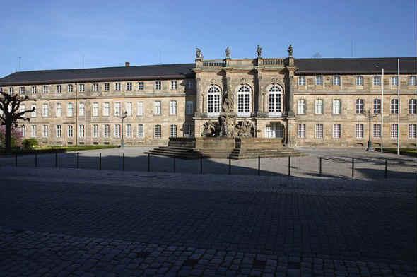 Nuevo Palacio de Bayreuth