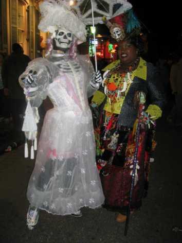Halloween en Nueva Orleans