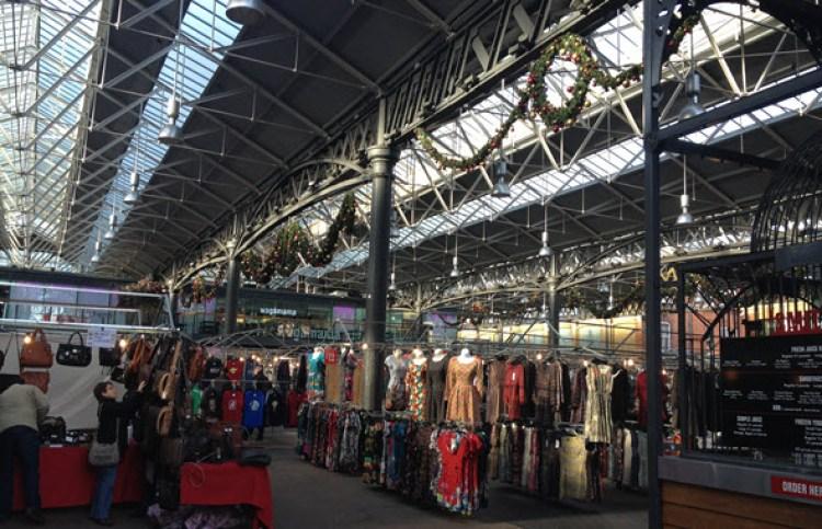 Old Spitalfields Market, Clemente Corona. Tu Gran Viaje