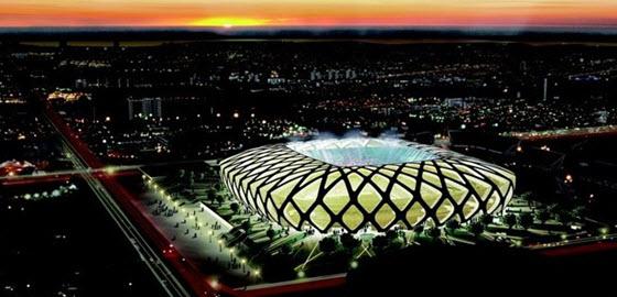 La Arena Amazonia de Manaos