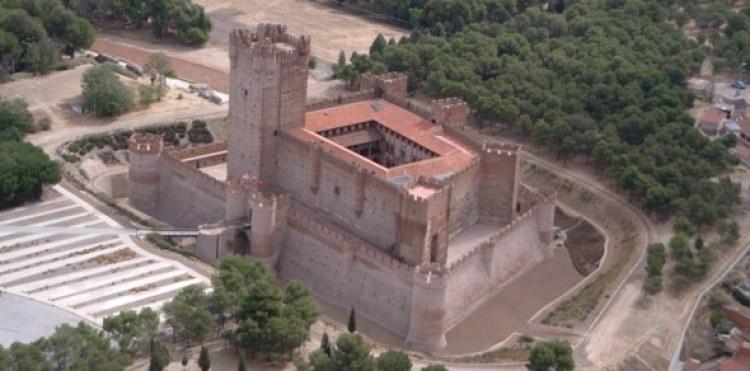 Castillo de La Mota, Medina del Campo. Tu Gran Viaje por la Ruta del Vino de Rueda