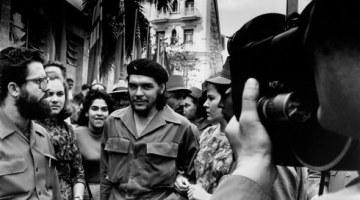 Che Guevara. Foto de Alberto Korda. Tu Gran Viaje