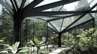 Jardín Botánico de Gruningen. Foto © Ida