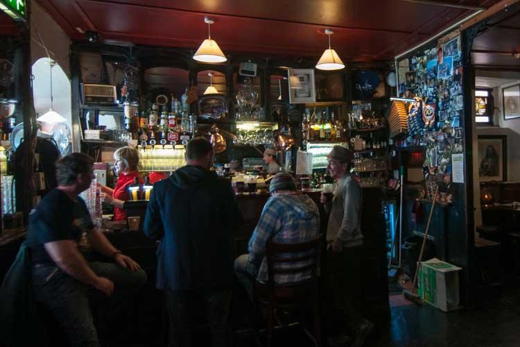 Pubs de Irlanda. Foto © Carmelo Jordá