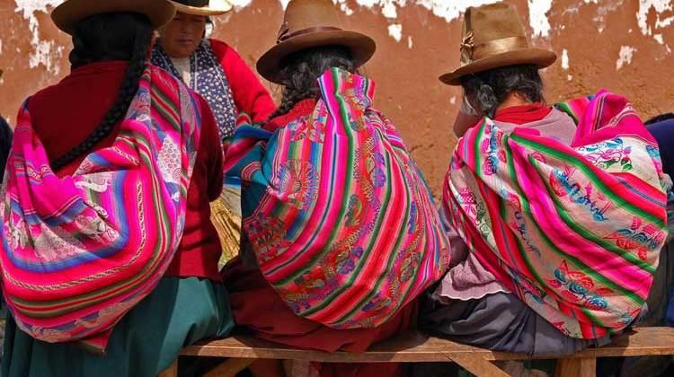Mercado de San Pedro en Cusco Perú. Foto Chany Cristal