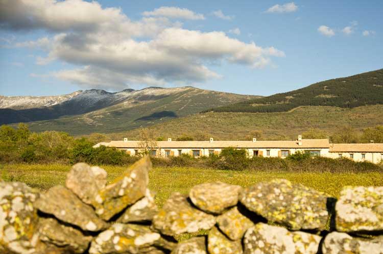 Alojamiento Rural El Enebral. Rosuero (Segovia)