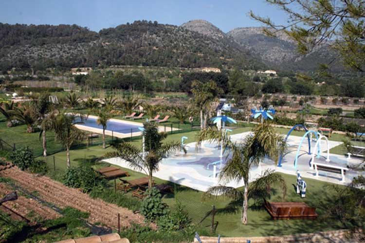 Alojamiento rural Parc de Canet. Esporles (Mallorca)