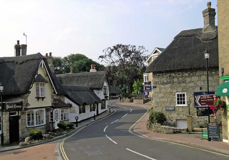 Shanklin, isla de Wight