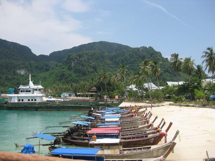 Phi Phi. Foto © Tu Gran Viaje