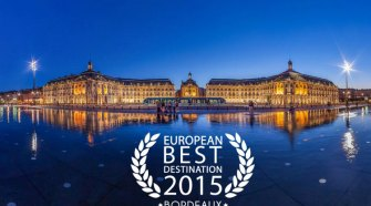 Burdeos Mejor Destino Europeo 2015