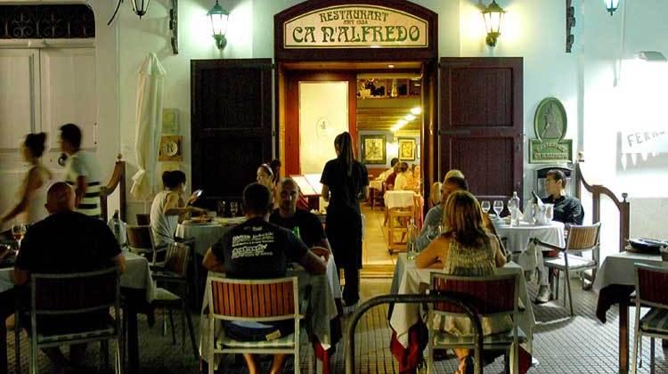 Ca'n Alfredo, Ibiza. Gastrojornadas 2015