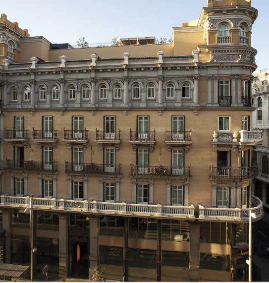 Hotel Iberostar De Las Letras
