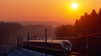 Viajar en tren por Alemania con niños con DB Deutsche Bahn. Foto © DB AG / Georg Wagner