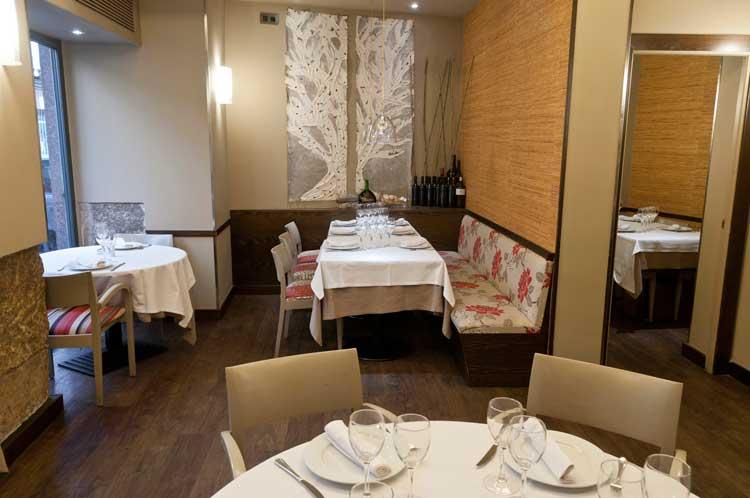 Sala del Restaurante Ponzano. III Jornadas del Atún Rojo