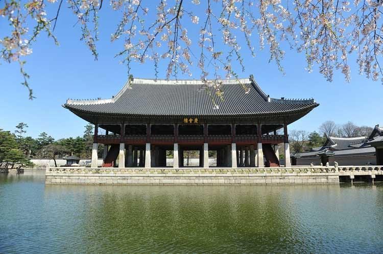 palacio gyeongbok, Seúl