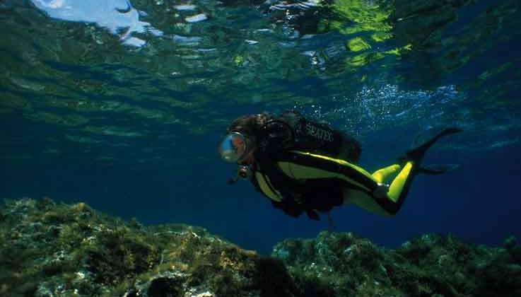Buceo en Malta