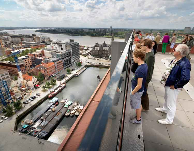 MAS Museum de Amberes. Foto © Visit Flanders