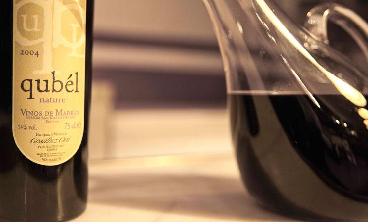 Varios de los vinos de la bodega Qubél han sido premiados en el reconocido Concurso Internacional de Vinos Bacchus.