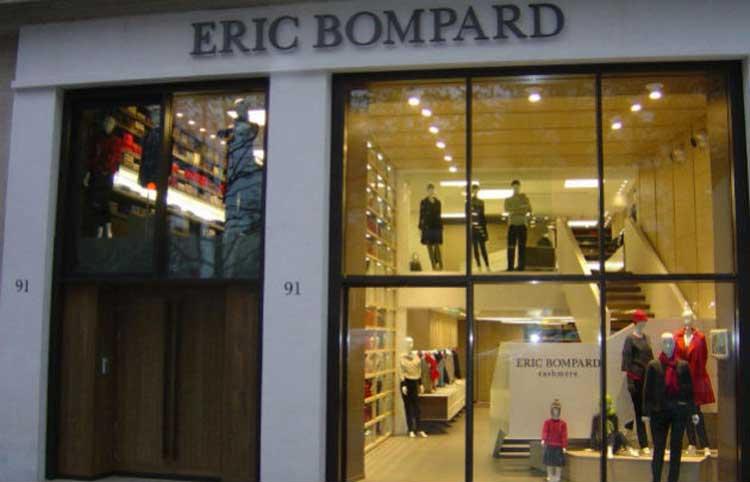 Eric Bompard, París