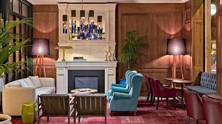 Hotel H10 Villa de la Reina, Madrid