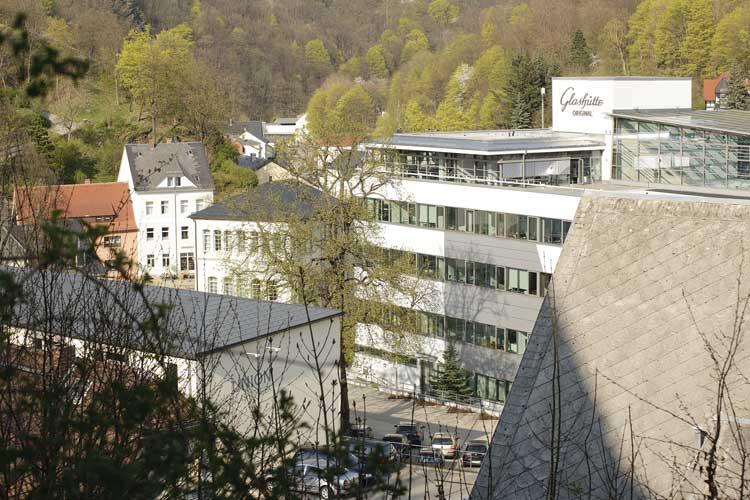 Fabrica de Glashütte Original en Tu Gran Viaje a Glashütte