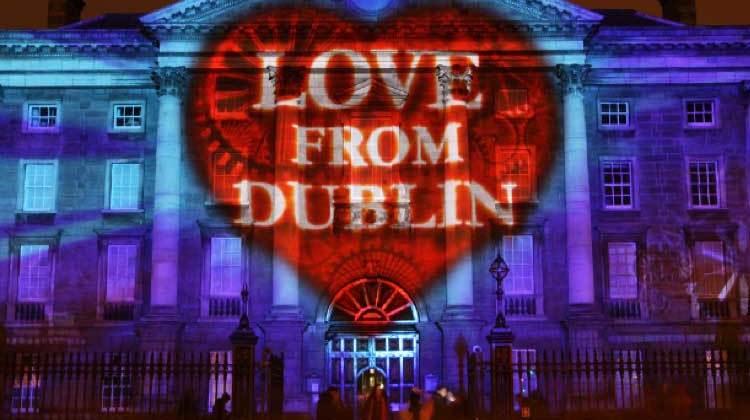 Nochevieja 2015 en Dublín