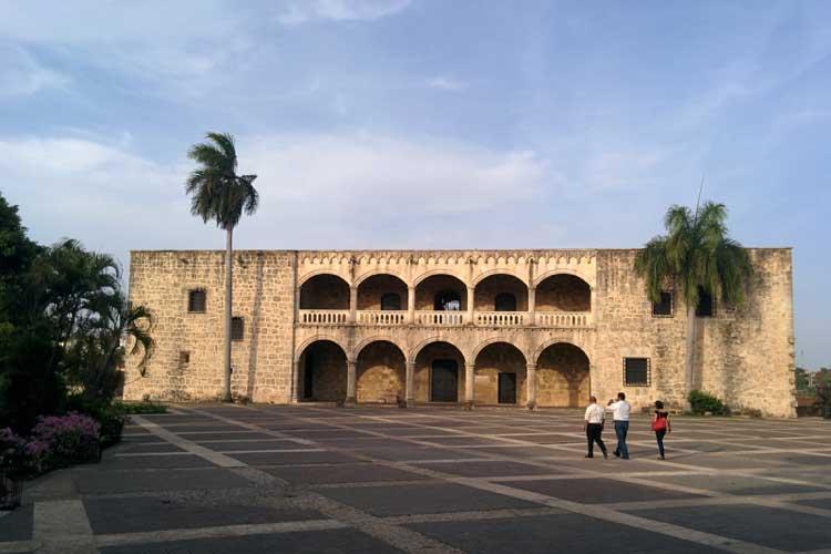 Alcázar de Diego Colón. Santo Domingo Colonial. Foto © Tu Gran Viaje