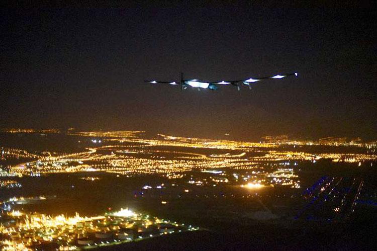Solar Impulse 2 © Solar Impulse | Revillard | Rezo.ch