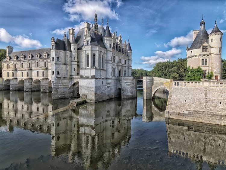 Châteaux de Chenonceau. Yvan Lastes - CC BY-SA 3.0.. Tu Gran Viaje por el Valle del Loira