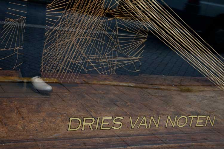 De compras por Amberes Dries Van Noten. Tu Gran Viaje a #FlandesExquisita