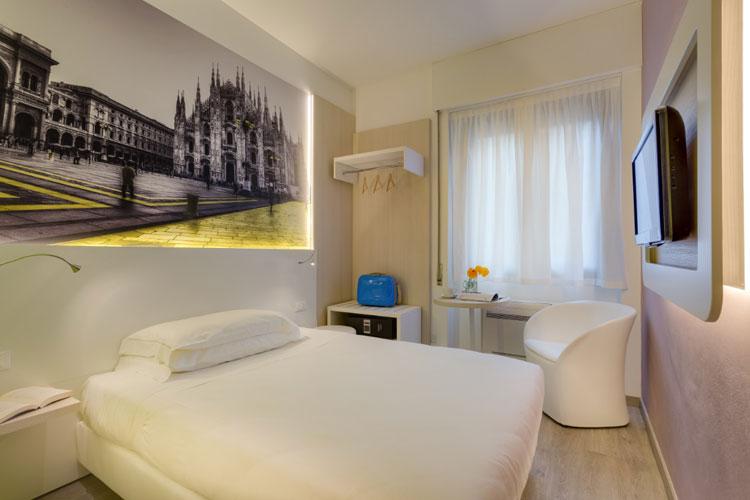 Habitación del Hotel Viva Milano by Sercotel Hotels