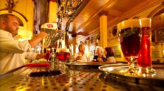 Morte Subite, Bruselas. Gastronomía de Flandes en Tu Gran Viaje. #FlandesExquisita