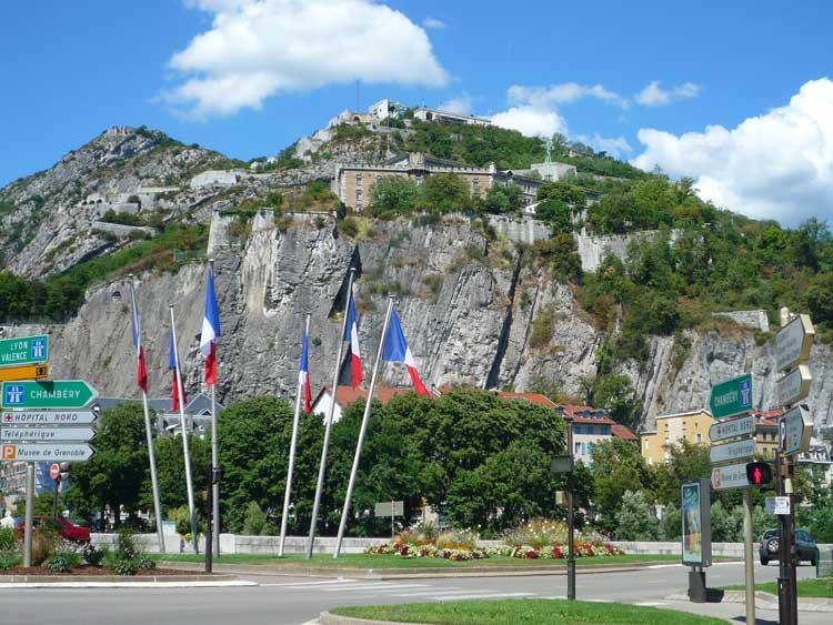 Bastilla de Grenoble. Tu Gran Viaje por Ródano-Alpes