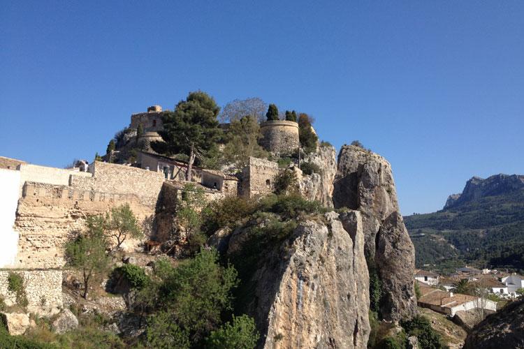 Castillo de Guadalest. © Tu Gran Viaje. Mapfre teCuidamos