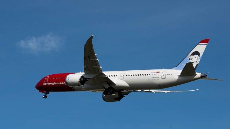 Vuelos de Norwegian desde Barcelona
