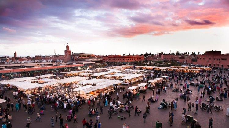 Plaza Jemaa el Fna. Tu Gran Viaje a Marrakech