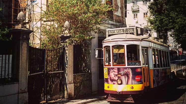 El tranvía 28 de Lisboa en Tu Gran Viaje