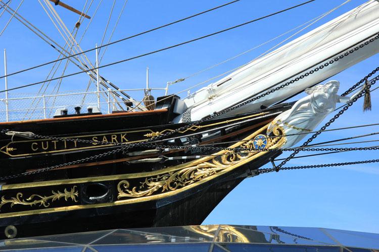 Información para Visitar el Cutty Sark de Londres en Tu Gran Viaje
