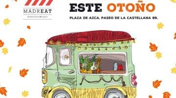Conoce los horarios del streetfood MadrEat en Azca con Tu Gran Viaje