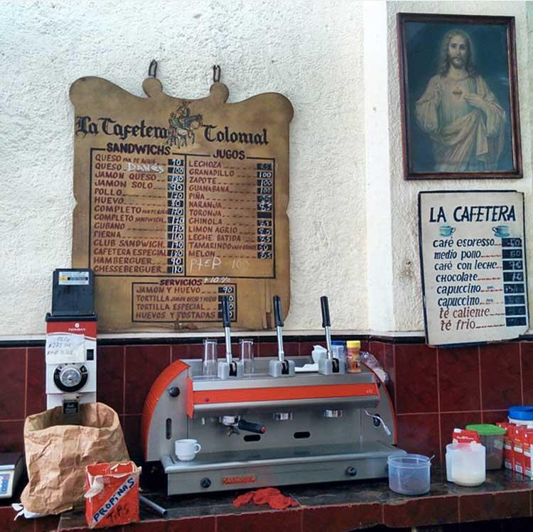 Café La Colonial Santo Domingo © Tu Gran Viaje revista de viajes y turismo
